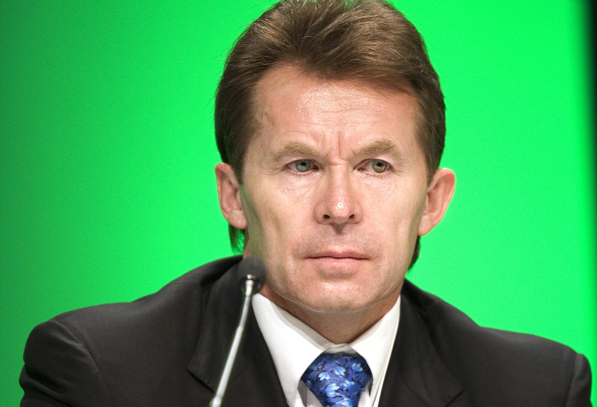 Sergey Bogdanchikov in 2008.  Photographer: Daniel Sanchez/Bloomberg